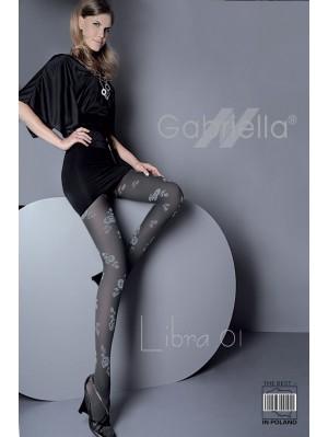 Dresuri dama Gabriella, Libra 01, 60 den (măsura 2, 3, 4).