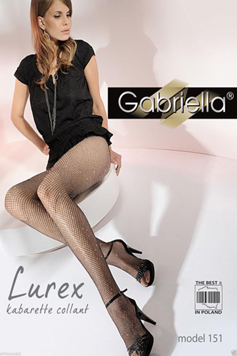 Dresuri dama Gabriella, Lurex- plasa mica -G436.