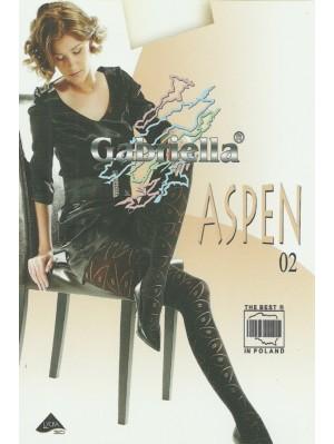 Dresuri dama  Gabriella, Aspen 02, 60 den  -G432.