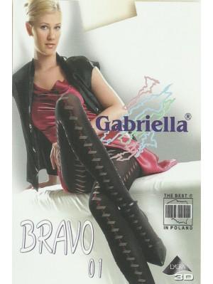 Dresuri dama Gabriella, Bravo 01, 50 den G308/304.