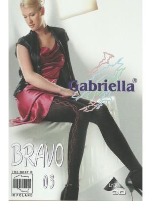 Dresuri dama Gabriella, Bravo 03, 50 den -G308/306.