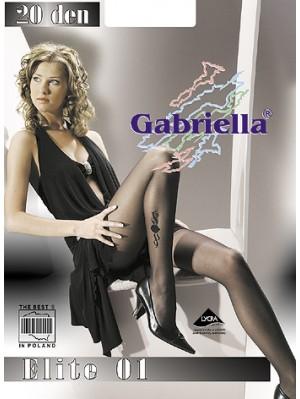 Dresuri dama Gabriella, Elite 01, 20 den -G380.
