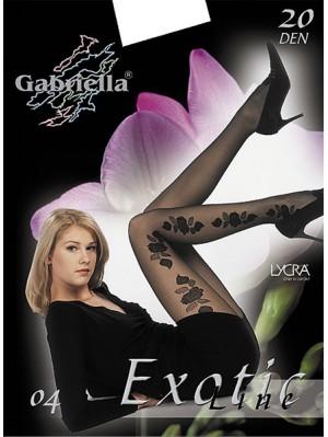 Dresuri dama Gabriella, Exotic 04, 20 den -G359/362.
