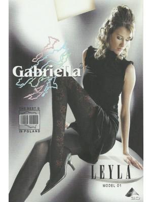 Dresuri dama Gabriella, Leyla 01, 50 den-G390.