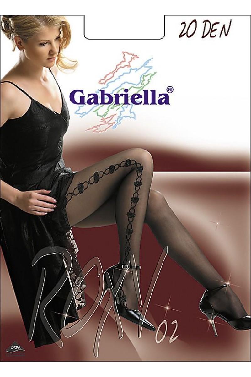 Dresuri dama Gabriella, Roxy 02, 20 den -G331/333.