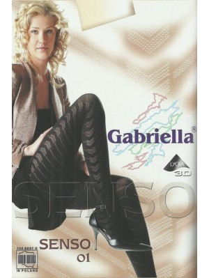 Dresuri dama Gabriella, Senso 01, 50 den -G310.