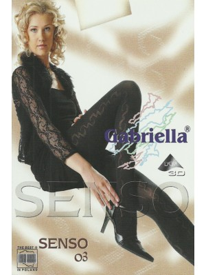 Dresuri dama Gabriella, Senso 03, 50 den -G310/312.