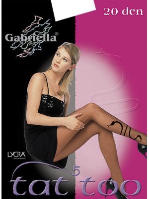 Dresuri dama Gabriella, Tattoo 05, cu model 20 den -G356/358.