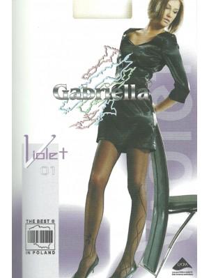Dresuri dama Gabriella, Violet 01, 20 den G425.