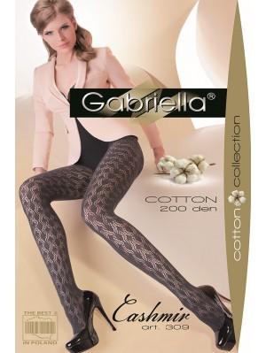 Dresuri dama Gabriella, Cashmir Art. 309, 200 den -G270/268.
