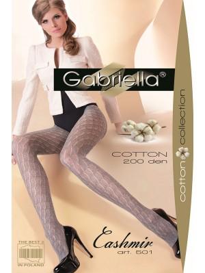 Dresuri de dama cu model, Gabriella Cashmir Art. 501, 200 den (măsura 2, 3, 4)