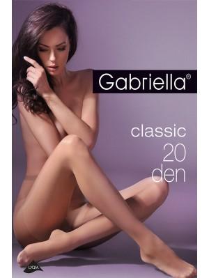 Dresuri dama Gabriella, Clasic 20 den -G104/105.