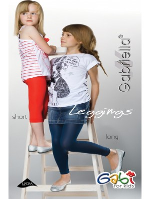 Ciorapi copii Gabriella Leggings Long, 40 den - G750.