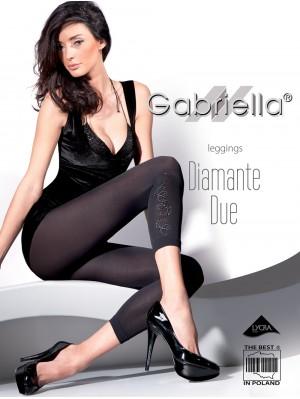 Colanți Gabriella, Leggings Diamante Due, 60 den - G133/134.