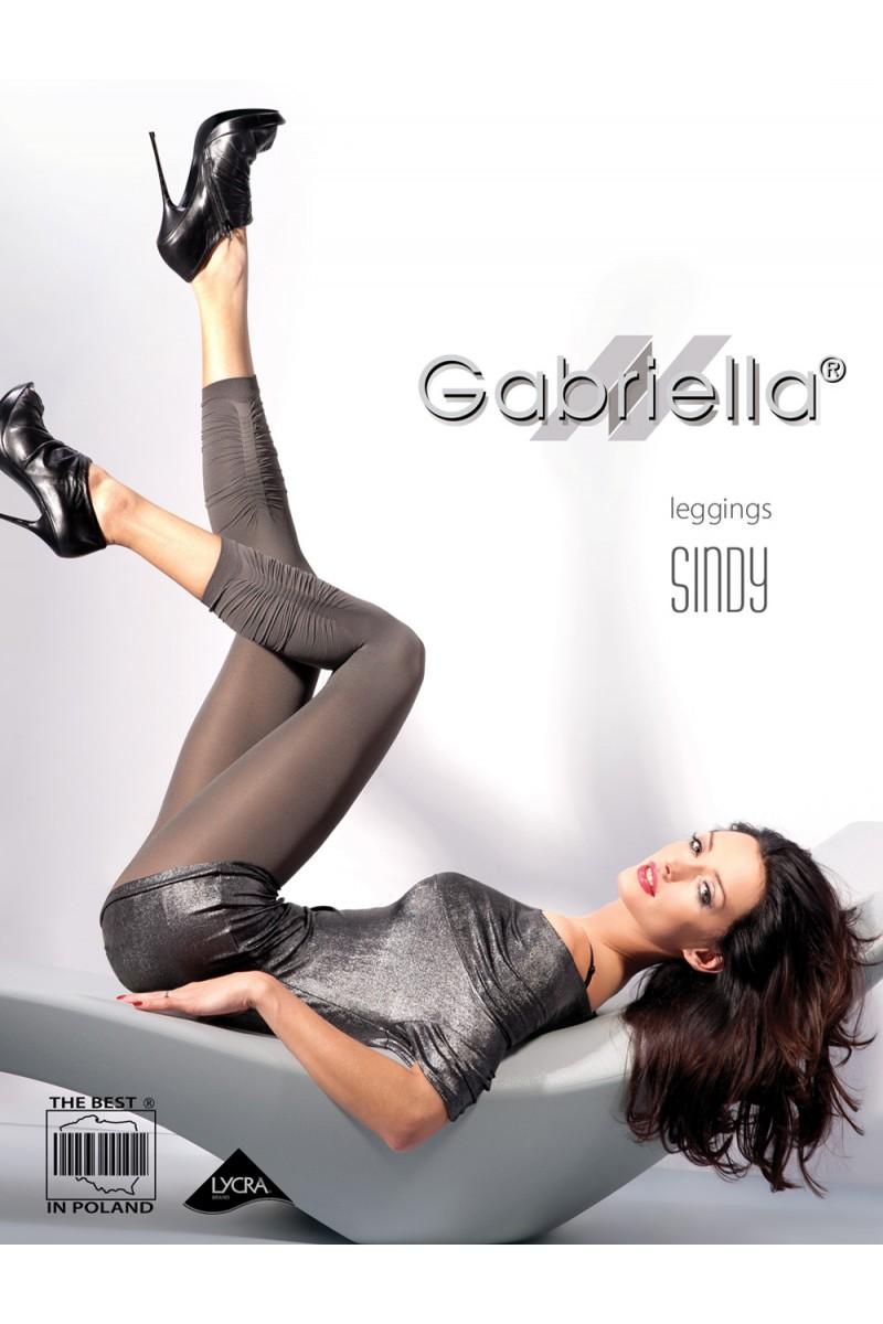 Colanți Gabriella, Leggings Sindy 80 den -G135.