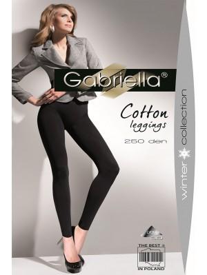 Colanți Gabriella, Leggings Bumbac 250 den -G179.