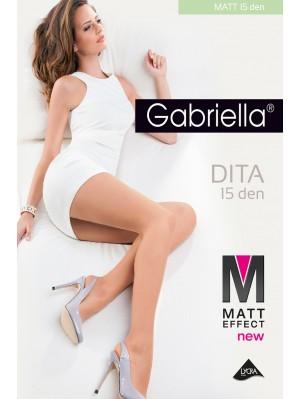 Dresuri dama Gabriella, Dita 15 den (măsuri: 2, 3, 4, 5).
