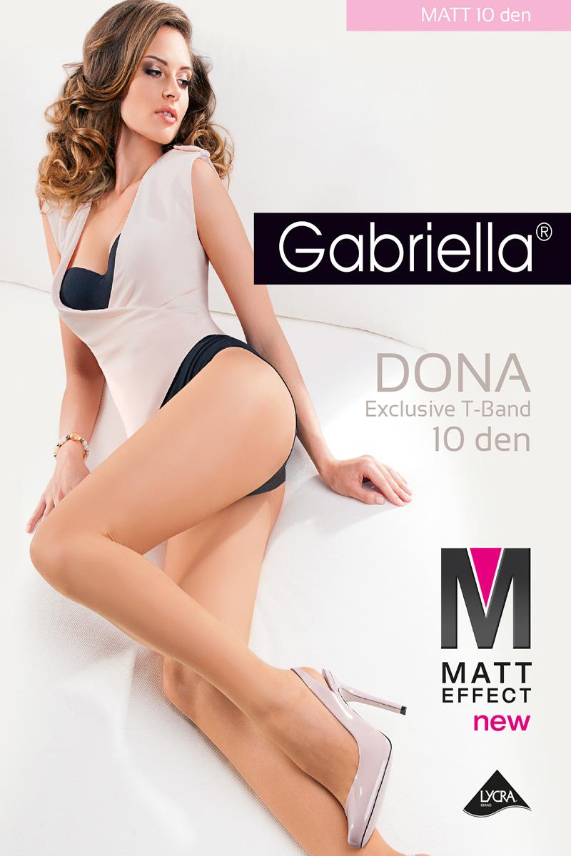 Dresuri dama Gabriella, Dona 10 den -G712.