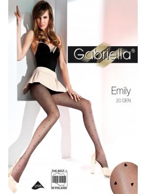 Dresuri dama Gabriella, Emily 20 den G495.