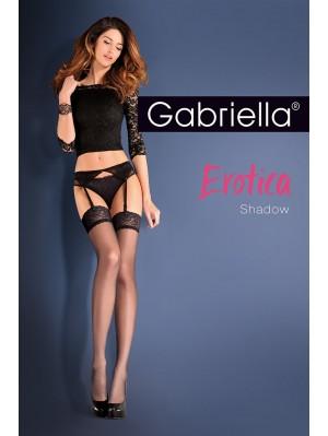 Ciorapi de dama Gabriella, Erotica Shadow (măsura 1/2, 3/4)