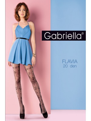Dresuri dama Gabriella cu model, Flavia 20 den -G649.