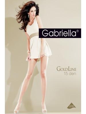 Dresuri dama Gabriella, Gold 15 den (măsuri: 2, 3, 4).
