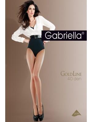 Dresuri dama Gabriella, Gold 40 den -G106.