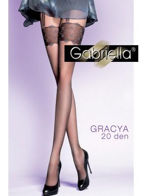 Dresuri dama Gabriella cu model,  Gracya 20 den -G313.