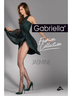 Dresuri dama Gabriella, Jasmine cu model, 20 den - G385.
