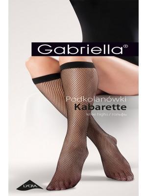 Șosete de dama 3/4 Gabriella, din Plasă Model 151.