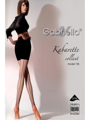 Dresuri dama Gabriella, plasa cu dunga la spate -G236.