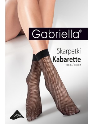 Șosete Plasa 1/4 Gabriella - G613.