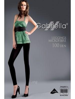 Colanți Gabriella, Leggings Long 100 den -G146.