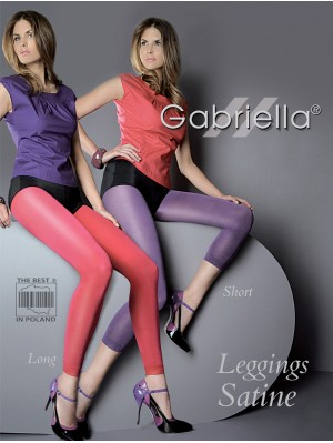 Egari Gabriella, Leggings Satine Long 100 den (măsuri: 1/2, 3/4)