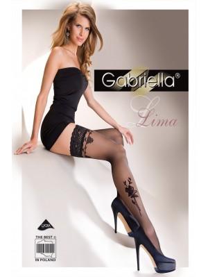 Ciorapi cu banda adeziva, Lima Calze 20 den -G248.