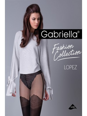 Dresuri dama Gabriella, Lopez 60 den -G410.