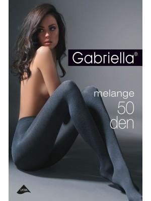 Dresuri de dama groase, Gabriella Melange 50 den (măsuri: 2, 3, 4)