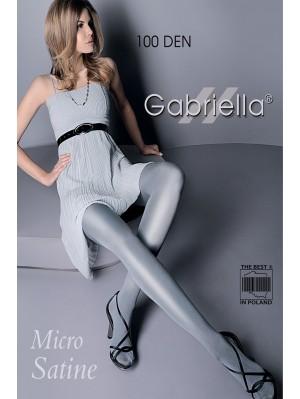 Dresuri dama Gabriella, Microsatine 100 den (măsuri: 2, 3, 4).
