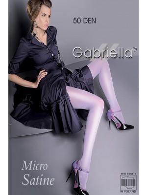 Dresuri dama Gabriella, Microsatine 50 den - G125.