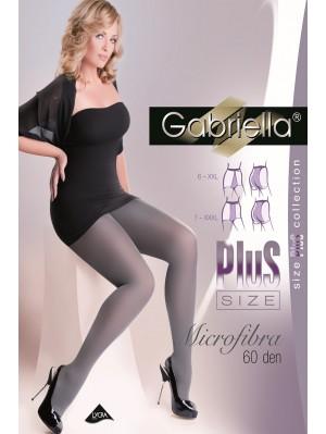 Dresuri dama Gabriella, Rubensa-Microfibră 60 den - G162.