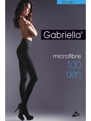 Dresuri dama Gabriella, Microfibră 100 den -G124.