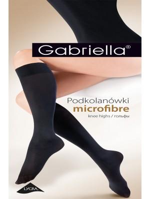 Șosete 3/4 Gabriella, Microfibră 50 den -G501.
