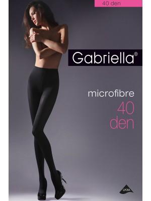 Dresuri dama Gabriella, Microfibră 40 den (măsuri: 2, 3, 4, 5).