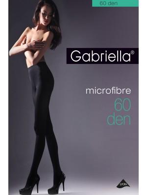 Dresuri de dama groase, Gabriella Microfibră 60 den (măsuri: 2, 3, 4, 5)