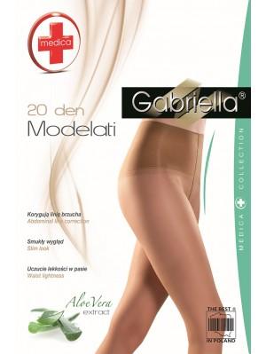 Dresuri dama Gabriella, Medica-Modelati 20 den - G170.