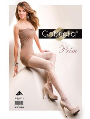 Dresuri dama Gabriella, plasă cu model-Prim -G285.