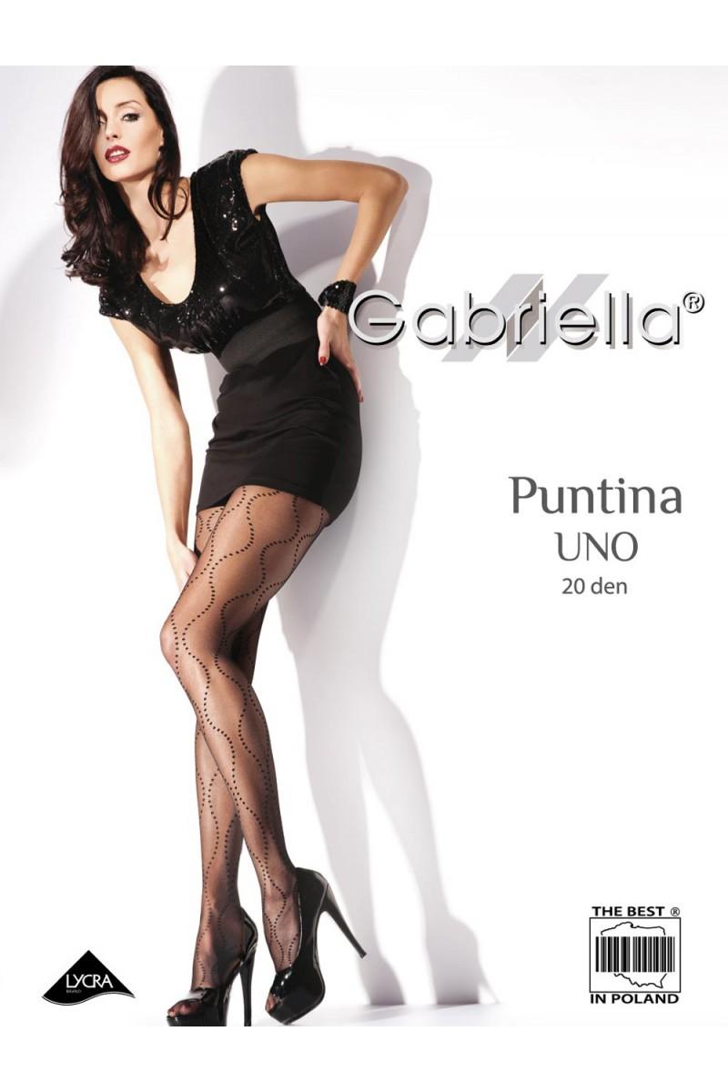 Dresuri dama Gabriella, Puntina Uno, 20 den -G473/472.