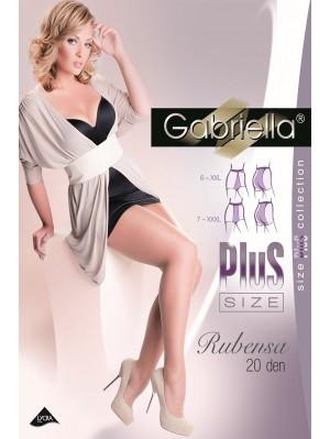 Dresuri dama Gabriella, Rubensa-Plus 20 den (măsuri: 6, 7).