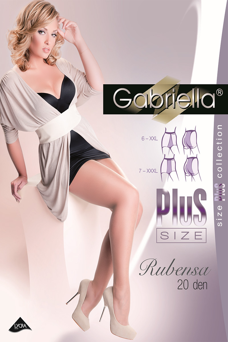 Dresuri dama Gabriella, Rubensa-Plus 20 den - G 161.