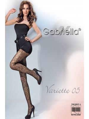 Dresuri dama Gabriella, Variette 05 Plasă -G232/239.